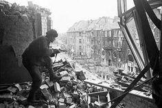 Battle of Berlin, 1945.