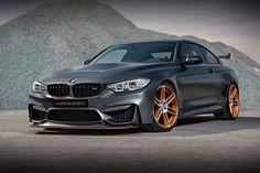BMW M3 Manhart Performance