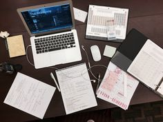 "studyneurons: ""10.3 tonight's desk (table?) situation """
