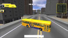 Kid School Bus Driver