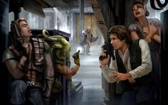 star wars smuggling cargo - Google Search