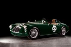 1959 MG MGA - Le Mans New cogs/casters could be made of cast polyamide which I (Cast polyamide) can produce