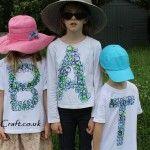 Spotty dotty t-shirts
