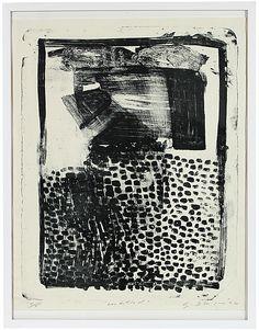 Entitled Untitled 1966 by Gary L. Shaffer