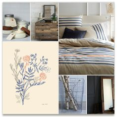 West Elm Inspiration Board Inspiration Board, curated by Unless Someone Like You at Minted
