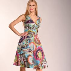 Lbisse: S-3X Happily Ever After Disney, New Today, Line, Paisley, That Look, Feminine, Summer Dresses, My Style, Casual