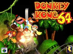 The theme to Mad Jack, the Frantic Factory Boss from Donkey Kong 64 Donkey Kong 64, Donkey Kong Country, Scooby Doo Toys, Video Game Music, Video Games, Nintendo 64 Games, Banjo Kazooie, Educational Games, Bobble Head