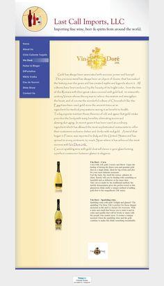 La web Last Call Imports recomienda Vin Doré