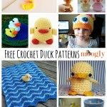 Quack Up with 10 Free Duck Crochet Patterns!