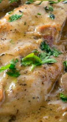 Easy Creamy Chicken Marsala                                                                                                                                                                                 More