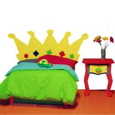 Little King Twin Bed by Cartoon Furniture - http://www.247babygifts.net/little-king-twin-bed-by-cartoon-furniture/