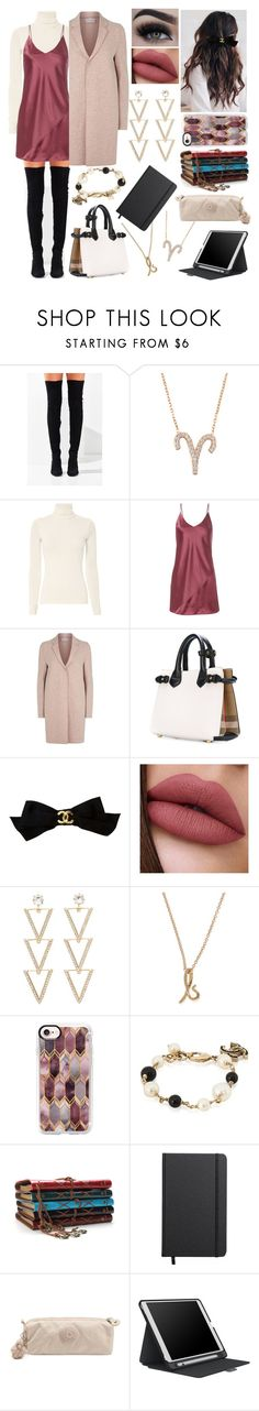 """28.09.17 #università #pranzoconJ👸🏻🎀🛍 #saròospitefissadaorainpoi #amiga"" by nena69 ❤ liked on Polyvore featuring Jeffrey Campbell, Fleur du Mal, Harris Wharf London, Burberry, Chanel, Eyeko, Charlotte Russe, Anne Klein, Casetify and Shinola"