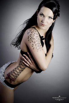 sexy tattooed women - Google Search