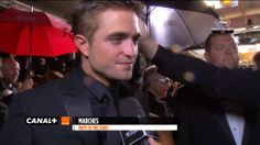 MASTER POST ROB AT THE 2014 CANNES