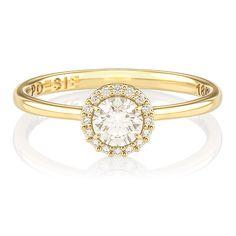 22 melhores imagens de aneis   Anel de noivado, 180 e Anel de Casamento 3c7dae9e97