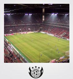 Müngersdorfer Stadion   Zuschauer: 50.000   Köln