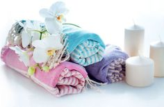 Twist Peshtemal Towels - lightweight and ideal for holidays Cotton Blankets, Cotton Towels, Wardrobes Uk, Housewarming Present, Large Beach Towels, Turkish Towels, Fun To Be One, Color Mixing, House Warming