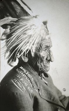 10 Portraits of White Wolf aka Chief John Smith, the Oldest Native American to Have Ever Lived Native American Photos, Native American Tribes, Native American History, American Indians, John Smith, Native Indian, Indian Tribes, Apache Indian, Interesting History