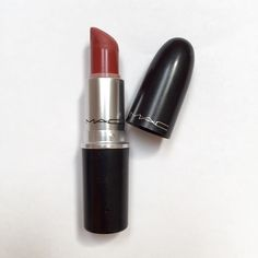 Mac authentic matte nude lipstick pander me Limited edition authentic nude lipstick color! Used but alot of product left. MAC Cosmetics Makeup Lipstick