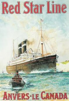 Red Star Line MAS Antwerp