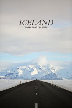 Iceland Winter Road Trip Guide (The Best Stops + Places to Avoid) // localadventurer.com