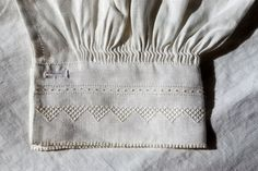 Detail of the cuff of a bunad shirt. Folk Costume, Costumes, Hardanger Embroidery, Going Out Of Business, Thinking Day, Looking For Someone, Traditional Dresses, Alter, Old And New