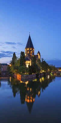 Metz, France. 23 Underrated Vacation Spots Around The World To Visit Before You Die