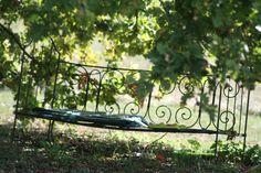 Immobile, assis sans rien faire, le printemps vient, l'herbe pousse