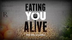 Eating You Alive -- Extended trailer for feature-length documentary revealing the truth behind why Americans are so sick and what we can do about it. Coming . Plant Based Nutrition, Plant Based Diet, Best Vegan Documentaries, Food Pyramid, Vegan Lifestyle, For Your Health, Me On A Map, Good To Know, Whole Food Recipes