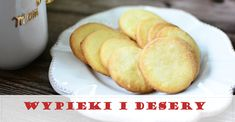 Najprostsze na świecie kruche ciasteczka z marmoladą - Calzonella.com Peach, Bread, Fruit, Food, Peaches, Meal, Brot, The Fruit, Eten