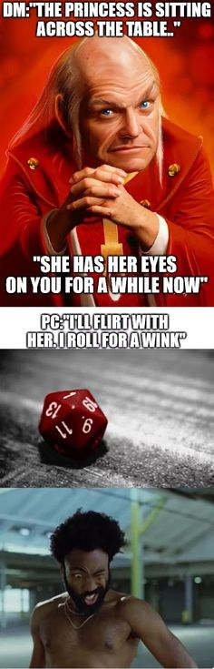 DnD meme — Funny Pictures