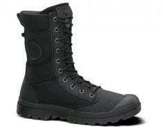 Pampa Tactical boot aka Vegan Assault Boot