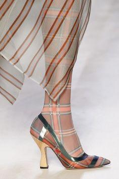 Ugly Shoes, Sock Shoes, New Shoes, Shoe Boots, Vogue Paris, Fendi, Fashion Shoes, Fashion Accessories, Milan