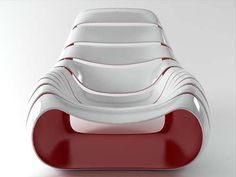Snug Chair by Dennis Abalos. @designerwallace