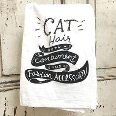 Cat Hair Towel