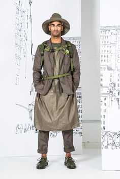 Engineered Garments, Look #32