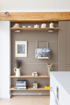 bulthaup by Kitchen architecture #kitchens #b3 #shelves
