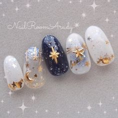 130 adorable christmas nails for the loveliest girls in the world - page 21 > Homemytri. Pretty Nail Art, Cute Nail Art, Cute Acrylic Nails, Cute Nails, Pastel Nails, Korean Nail Art, Korean Nails, Xmas Nails, Christmas Nails