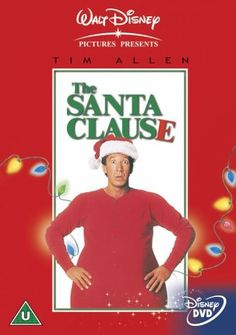 The Santa Clause [DVD] [1995]: Amazon.co.uk: Tim Allen, Judge Reinhold, Wendy Crewson, Eric Lloyd, David Krumholtz, Larry Brandenburg, Mary Gross, Paige Tamada, Peter Boyle, Judith Scott, Jayne Eastwood, Melissa King, John Pasquin, Brian Reilly, Caroline Baron, James Miller, Jeffrey Silver, Jennifer Graham Billings, Leo Benvenuti, Steve Rudnick: DVD & Blu-ray