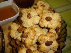 Luisa Alexandra: Biscoitos de Aveia e Amêndoa
