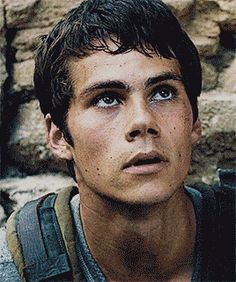 dylan as thomas in the maze runner - he is just so adorable!!