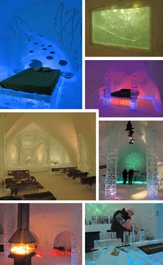 Spending (Most of) the Night at Quebec's Ice Hotel