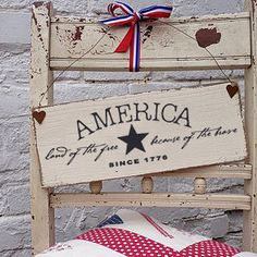 America Land Of The Free Because Of The Brave decal