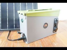 How to build a Portable 420 watt Ammo Box Solar Power Generator . Very Detailed Instructions,perfect for beginners | Practical Survivalist #SurvivalistBoxes