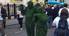 'Grayling and Gove attempt to go unnoticed' — the London Legal Walk in pics and tweets