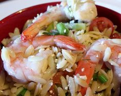 This pasta salad is fresh, bright, and flavorful. Chopped dill, Kalamata olives, and feta cheese add bursts of flavor, while a dressing of champagne vinegar and lemon juice complement the shrimp. Click here to see 10 Best Summer Pasta Salad Recipes