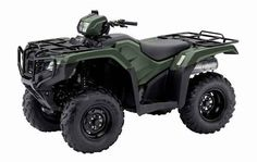 New 2016 Honda FourTrax Foreman 4x4 ES with Power Steering ATVs For Sale in California. The ATV That Gets the Job Done.