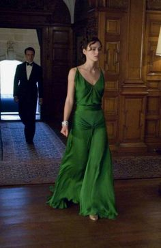 ATONEMENT, (Expiacion, deseo, y pecado). 2007, dirigida por Joe Wright