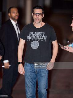 Sacha Baron Cohen is seen at 'Jimmy Kimmel Live' on February 10, 2016 in Los…