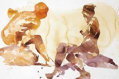 Eric Fischl (American, b. 1948) Untitled